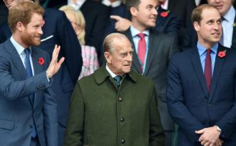 Принц Гарри вернулся в Великобританию